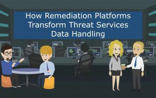 Threat Services Data Handling - Remediation Platform - Rootshell Security